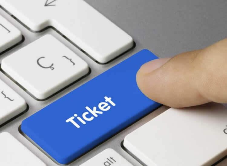 Como abrir um chamado (Ticket) title=