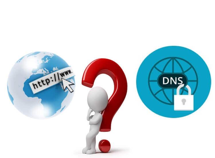 Diferença entre transferência de domínio e atualizar DNS