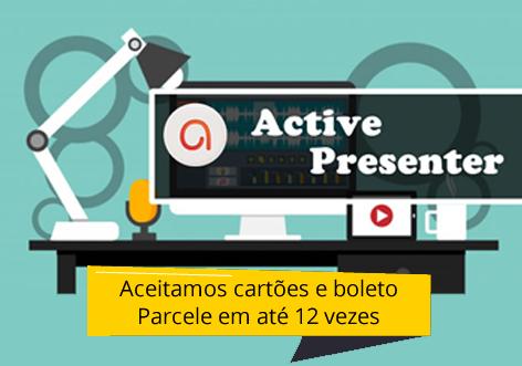 Captura e edição com ActivePresenter